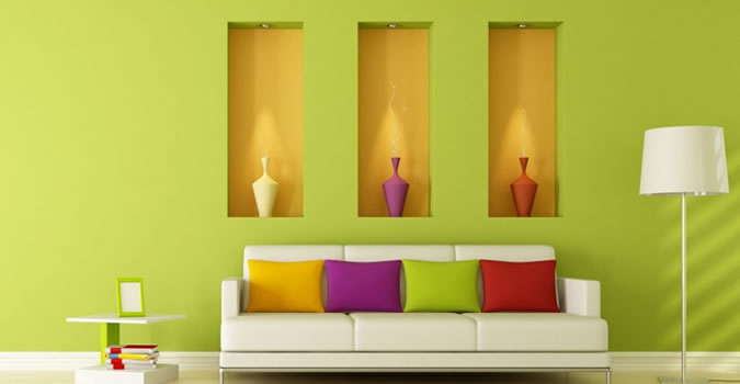Interior Design Painting in Omaha