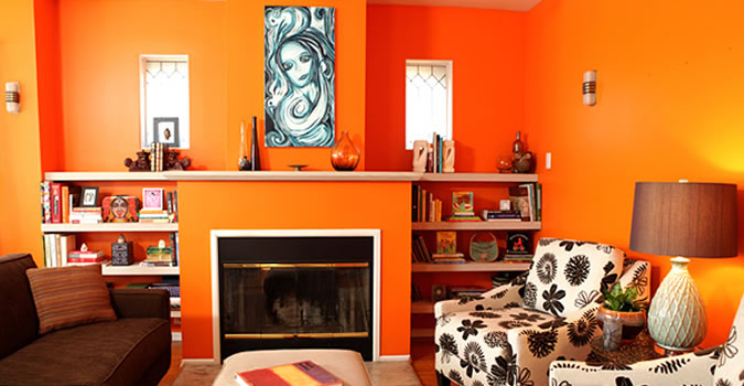 Interior Painting Services in Omaha